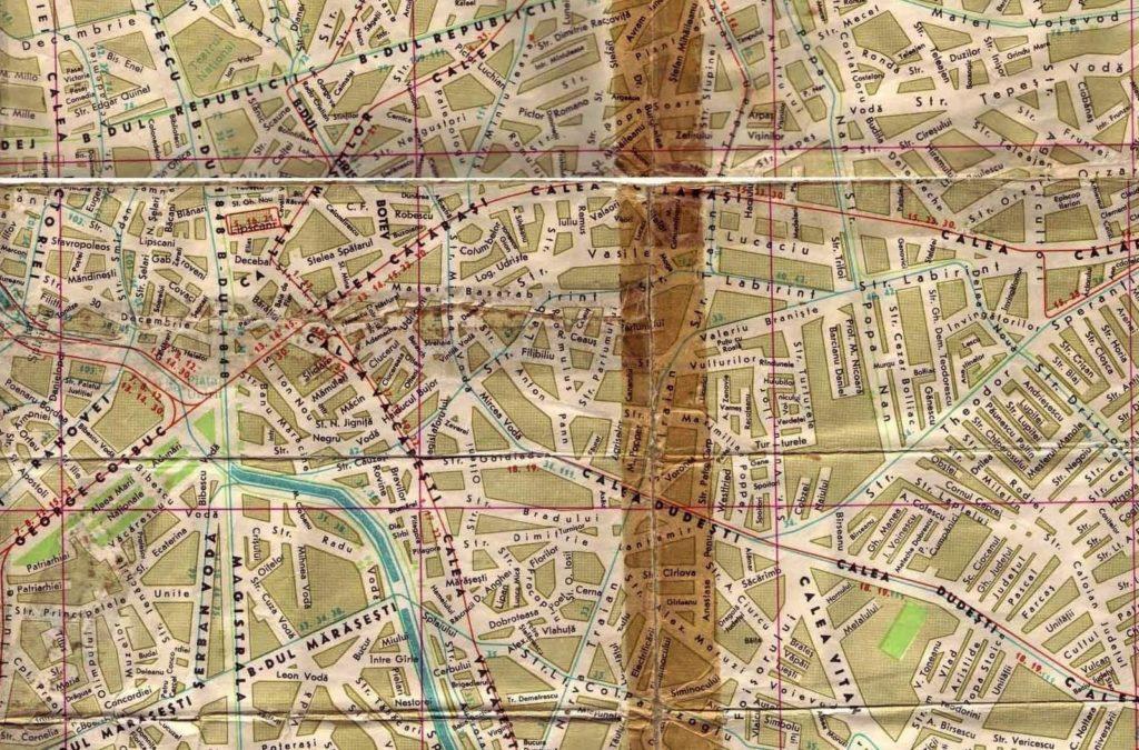 Bucuresti-sf. anilor '60 sau inceputul anilor '70
